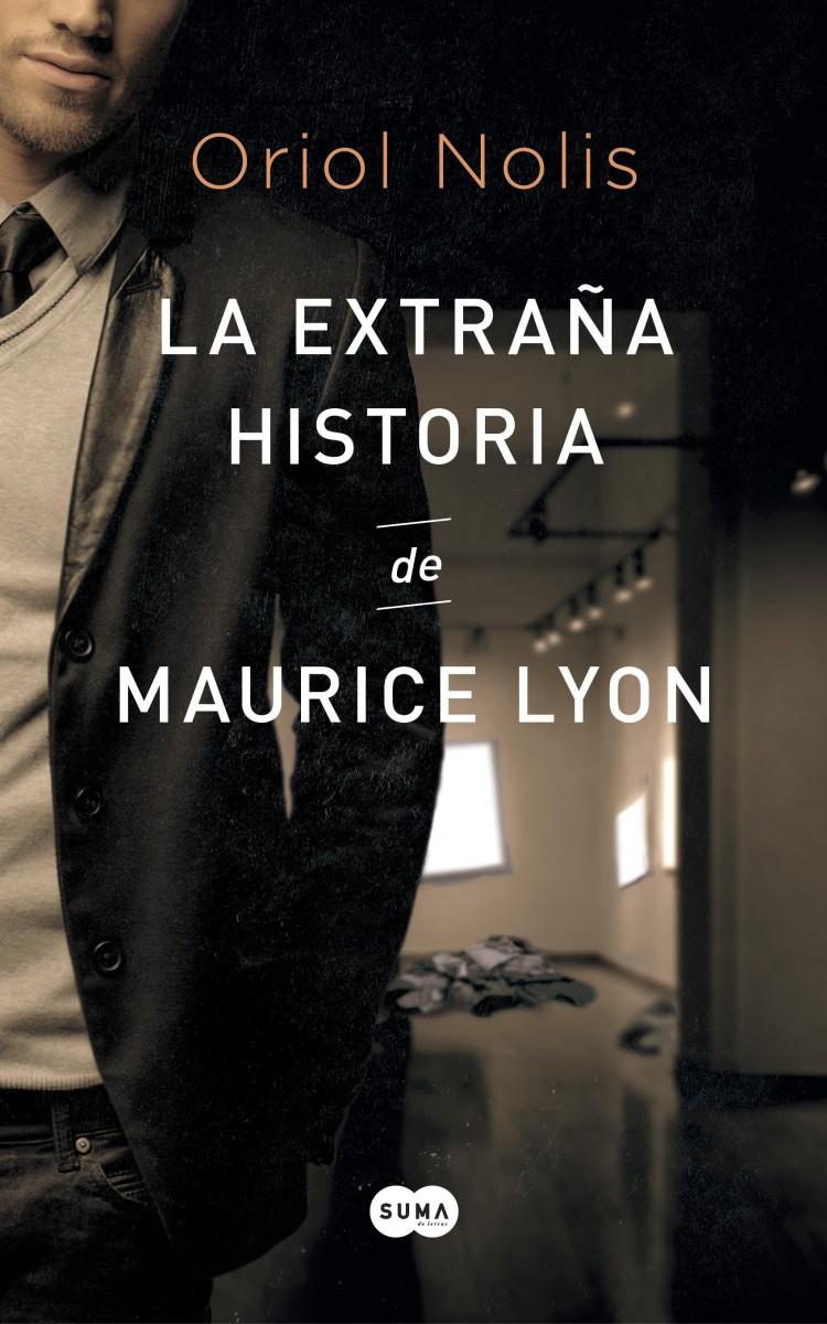 Cubierta LA EXTRAÑA HISTORIA DE Maurice Lyon - copia